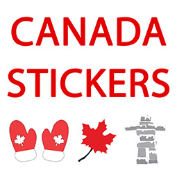 Canada Stickers for iMessage